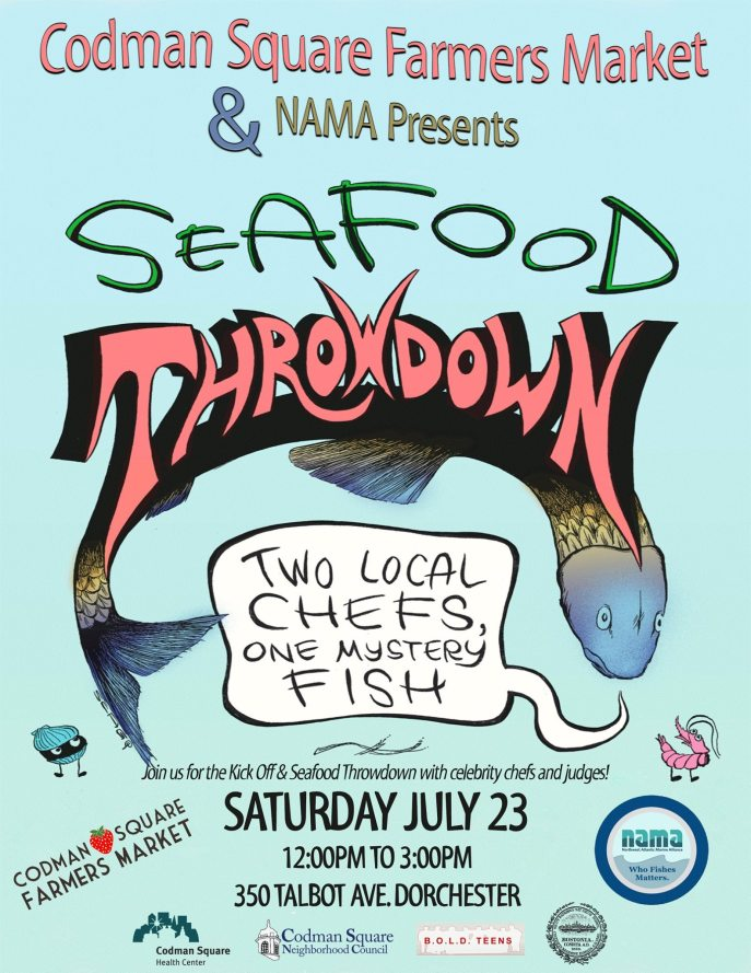 Seafood Throwdown