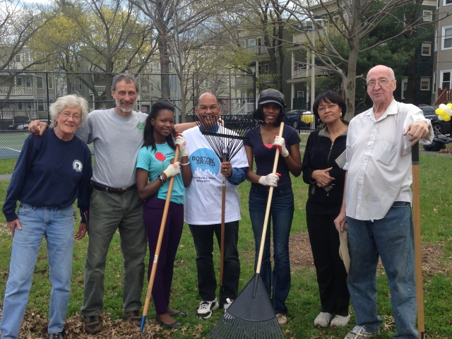 Thanks to all of the 2014 Boston Shines volunteers.