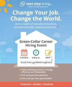 MA hiring event 9-14