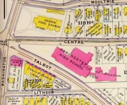 codman square park area 1918